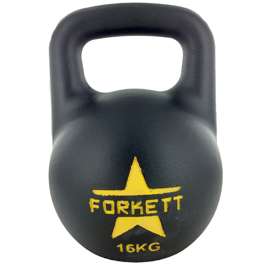 Kettlebell-All-Black-EVO-16kg-face