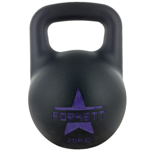 Kettlebell-All-Black-EVO-20kg-face