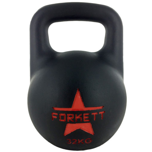 Kettlebell-All-Black-EVO-32kg-face