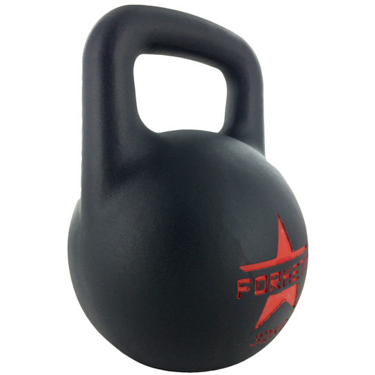 Kettlebell-All-Black-EVO-32kg-side