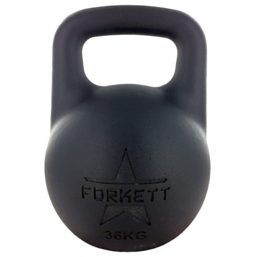 Kettlebell-All-Black-EVO-36kg-face