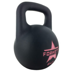 Kettlebell-All-Black-EVO-8kg-side